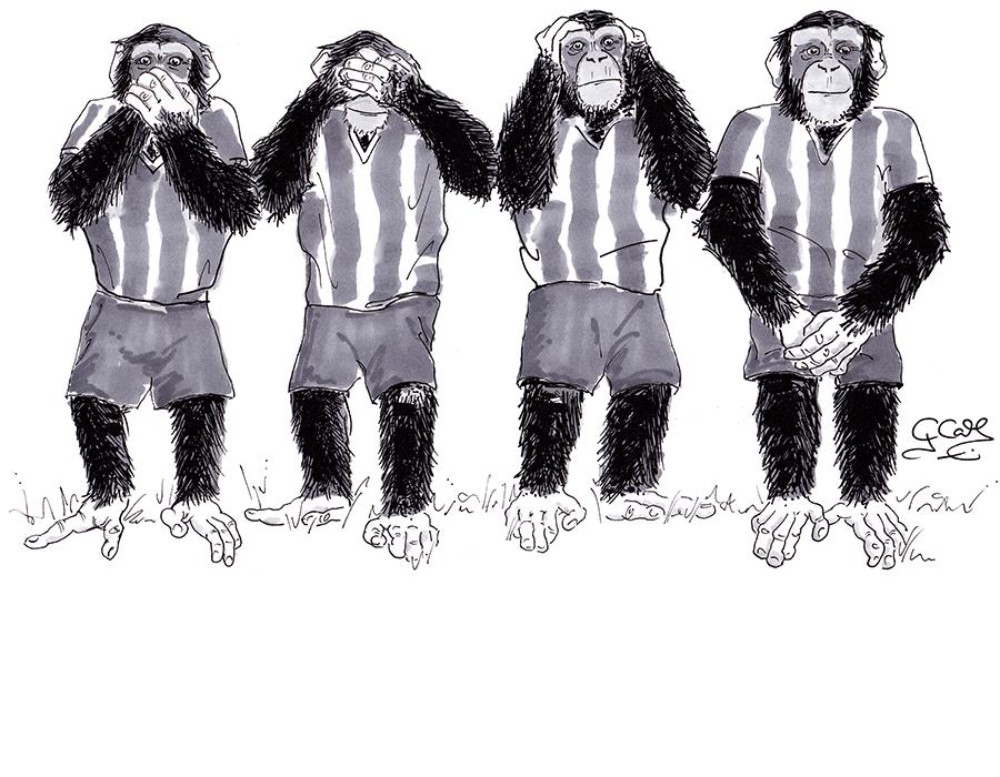 Monkey-Wall
