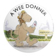 A wee donner